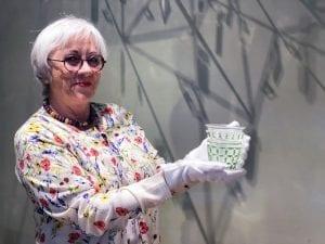 Evi Petzold, Glasmuseum