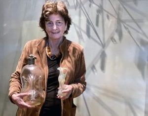 Marianne Tazlari, Glasmuseum